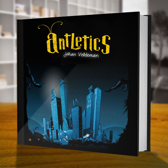 Antletcis - The Book